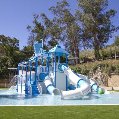 Zona infantil Garbí Aquasplash