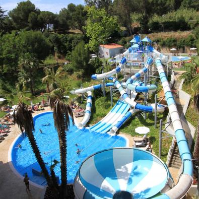 Parc aquatique Garbí Aquasplash