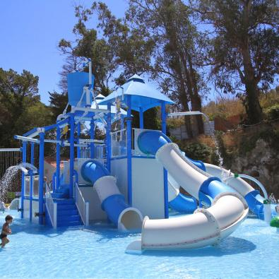 Parc aquàtic per nens a Lloret de Mar
