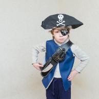 Animació temàtica pirata Hotel Garbí Cala Millor
