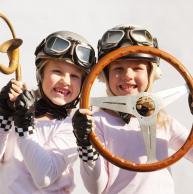 Ral·lis per a nens a l'Hotel Garbí Cala Millor