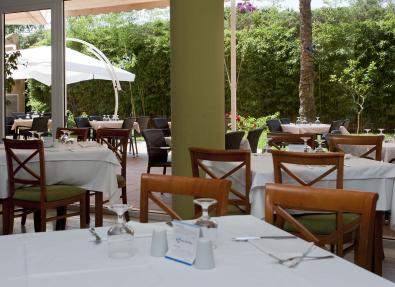 Restaurant a la Cala Millor Mallorca