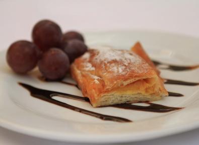Hôtel Garbí Cala Millor restaurant dessert