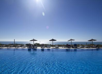 Hotel Garbí Costa Luz außenpool