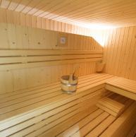 Sauna de l'Hotel Garbí Cala Millor
