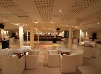 Sala d'oci de l'Hotel Garbí Park