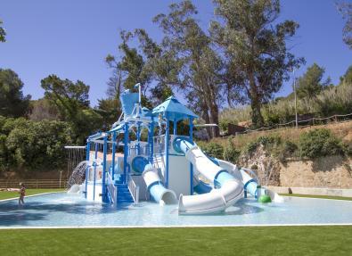 Parc aquàtic Garbí Aquasplash