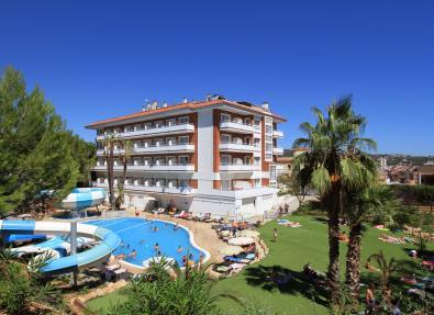 Hotel Gran Garbí Mar à Lloret de Mar
