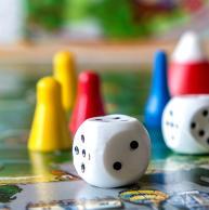 Juegos de mesa del Mini Club