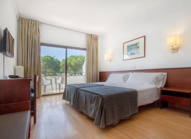 Zimmer Hotel Gran Garbí