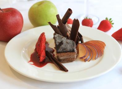 Desserts Restaurant Hotel Gran Garbí