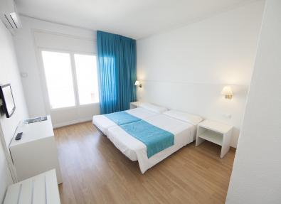 Chambre Hôtel Villa Garbí Costa Brava
