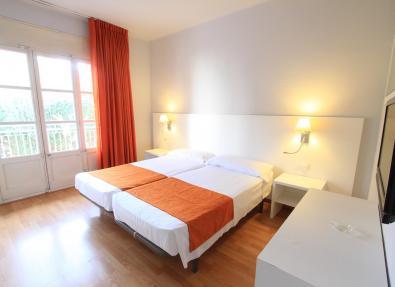 Chambre Hôtel Villa Garbí Lloret de Mar